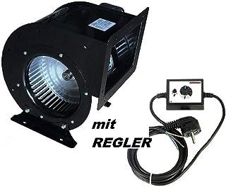 2000m³/h Ventilador industrial con 500W Regulador de
