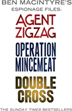 Ben Macintyre's Espionage Files: Agent Zigzag, Operation Mincemeat & Double Cross
