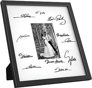 Best graduation signature frame Reviews