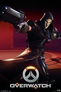 Trends International  Overwatch Reaper Wall Poster 22.375