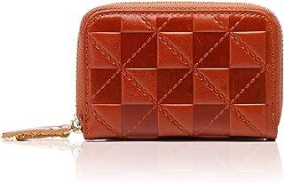 RFID Credit Card Holder Wallets for Women Men Coin Purse Zipper Small Case/Gift Box