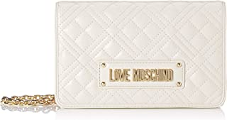 Love Moschino Jc4010pp1a, Carteras de Mano con Asa para Mujer, 4x13x22 centimeters (W x H x L)