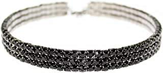 Best sparkly black choker Reviews