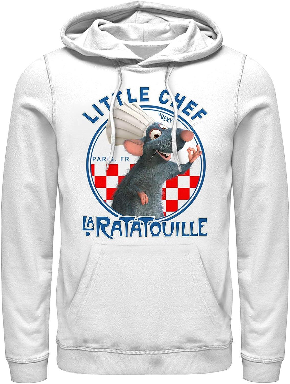 Amazon.com Men's Ratatouille Little Chef Remy Circle Pull Over ...