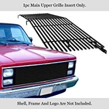 APS Compatible with 1981-1987 Chevy Blazer C K Pickup Suburban & 81-87 GMC Suburban C K Pickup Jimmy Main Upper Stainless ...