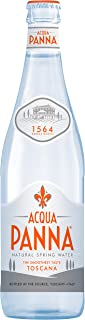 Acqua Panna Mineral Water, Glass Bottle,  500ml, Pack of 24