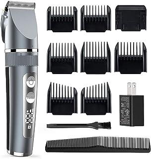 Sponsored Ad - Forusi Hair Clippers for Men - Cordless Ceramic Blade Mens Hair Trimmer Beard Trimmer Hair Cutting & Groomi...