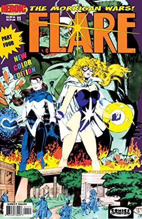 Flare #11 (English Edition)
