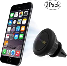 Car Mount, GreenElec 360 Degree Universal Air Vent, Most Secure & Convenient Holder for iPhone 6s Plus 6s 5s 5c, Samsung Galaxy S6 Edge Plus S6 S5 S4 Note 5 4 3, LG G4-Retail Pack