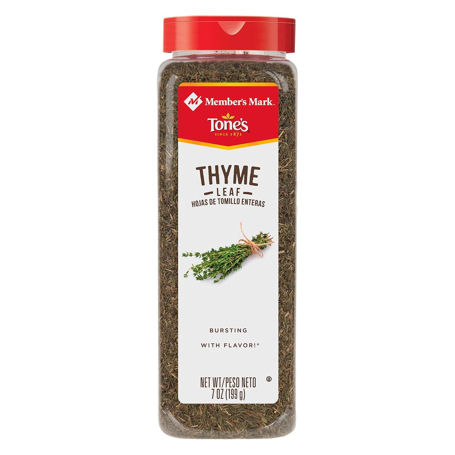 Member's Price reduction Mark Thyme Leaves by Some reservation Tone's A1 pack 4 oz. 7 of