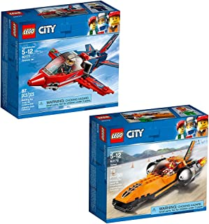 LEGO City Great Vehicles City Great Vehicles Bundle...