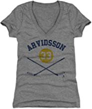 500 LEVEL Viktor Arvidsson Women's Shirt - Nashville Hockey Fan Gear - Viktor Arvidsson Nashville Sticks