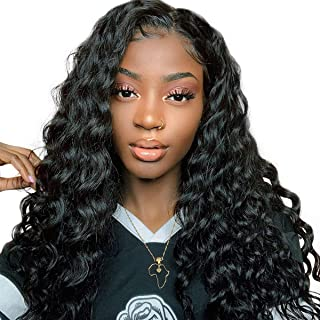 brazilian deep curly lace wig