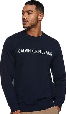 Calvin Klein Jeans Core Institutional Logo Sweatshirt Sweat-Shirt Homme