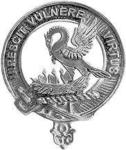Stewart (Royal) Clan Crest Scottish Cap Badge