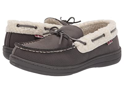 Ben Sherman Jeffery Slipper (Grey Perf) Men