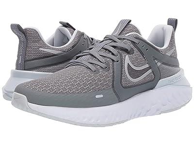 Nike Legend React 2 (Cool Grey/Metallic Silver/Anthracite) Women