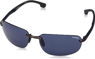 CARRERA Men's Sunglasses Rectangular Carrera 4010/S Smtdkruth