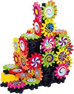 Playgo 94 Pieces Gear Motion Machine