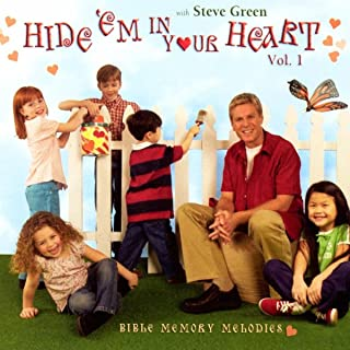 Hide 'Em In Your Heart: Bible Memory Melodies (Vol. 1)