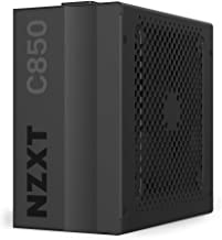 $138 » NZXT C850 - NP-C850M - 850 Watt PSU - 80+ Gold Certified - Hybrid Silent Fan Control - Fluid Dynamic Bearings - Modular De...