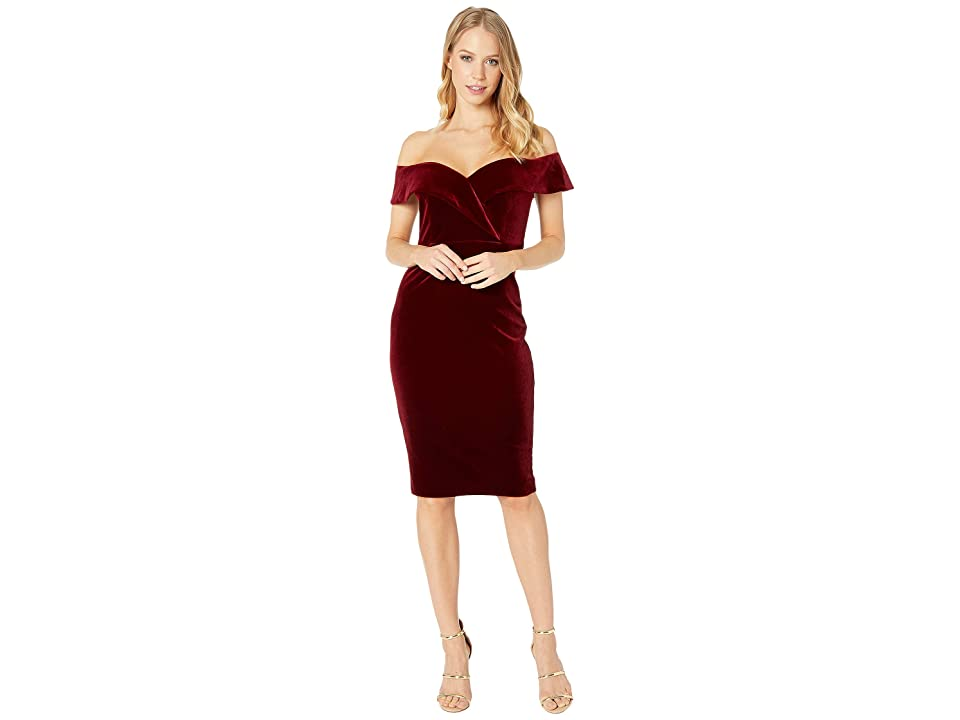 Bardot - Bardot Bella Velvet Dress