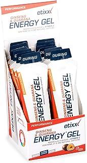 Etixx Ginseng & Guarana Energy Gel Maracuja - Paquete