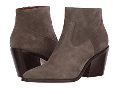 rag & bone Razor Bootie (Safari) Women