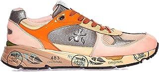 PREMIATA Luxury Fashion Mens MASE4710 Pink Sneakers   Spring Summer 20