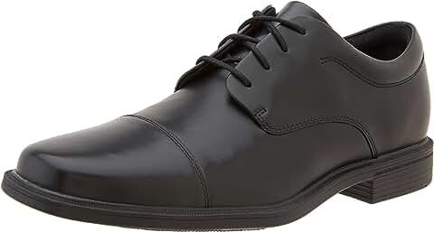 Rockport Men's Ellingwood Derby Shoes (Black)