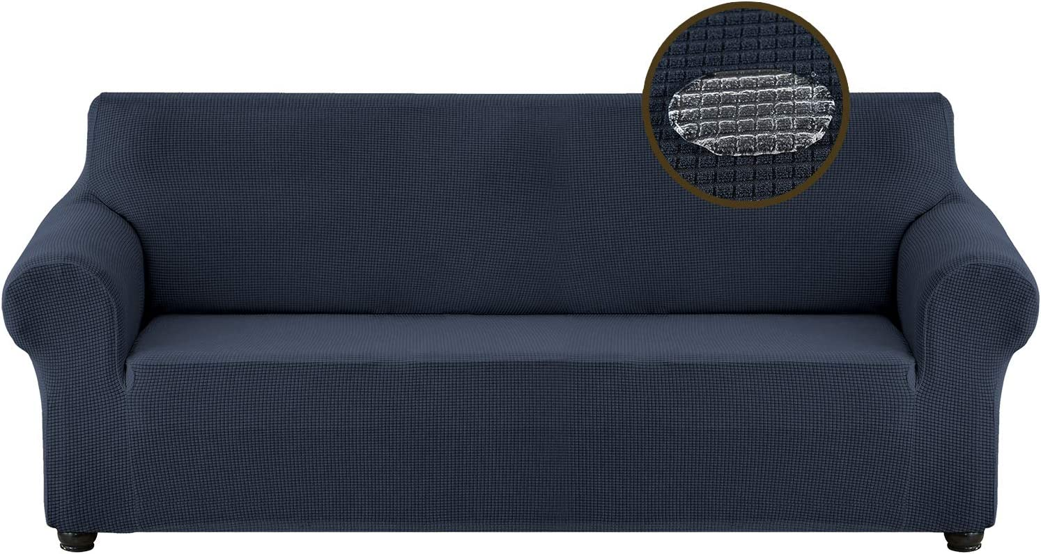 CACY Water Resistant Stretch Max 42% OFF Loveseat 1-Piece Slipcover Max 72% OFF Sofa Cov