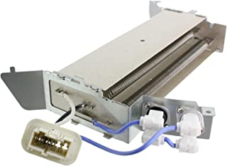 Spares2go elemento calefactor para Beko DV6110, DV7110, DC1169secadora (2000W)