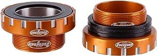 Hope Technology Bottom Bracket Threaded   30mm Axle   68 73 83 100 120 Width   Stainless Steel Bearings   Orange