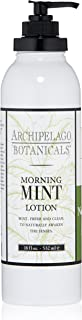 Archipelago Morning Mint Body Lotion ,18 Fl Oz