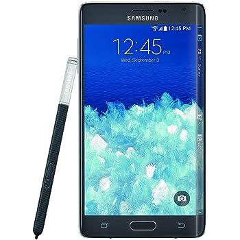 Samsung Galaxy Note Edge N915v 32GB Verizon 4G LTE 16MP Camera Smartphone w/S Pen - Charcoal Black