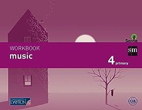 Music. 4 Primary. Savia. Workbook - 9788415743781