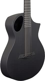 Composite Acoustics Cargo Carbon Fiber Acoustic Guitar Raw Carbon Finish