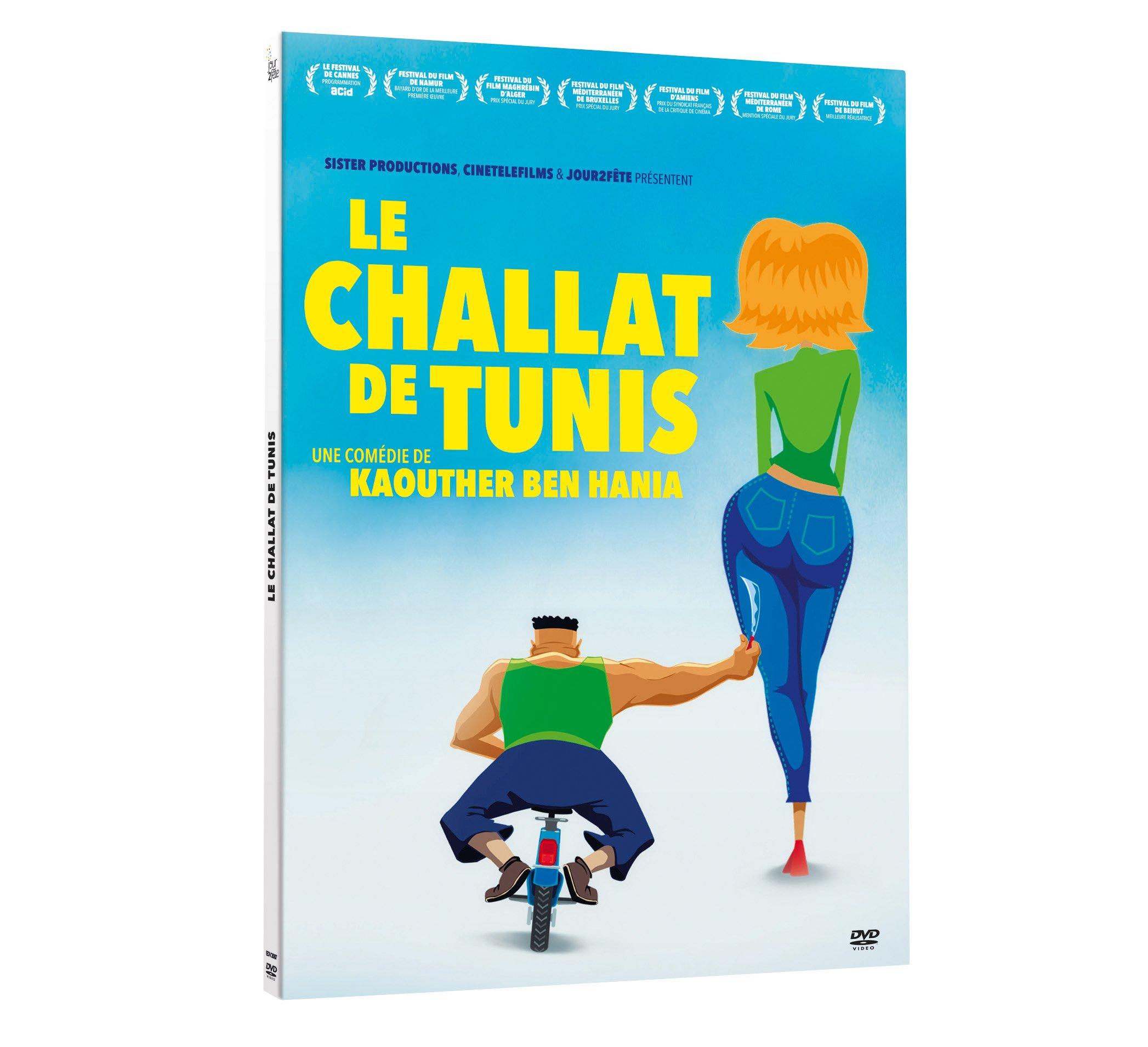 Challat of Tunis / The Blade of Tunis Le challat de Tunis Origen ...