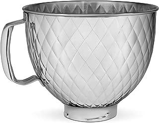 KitchenAid KSM5SSBQB 5QT SS Stand Mixer Bowl, 5 quart, Stainless Steel
