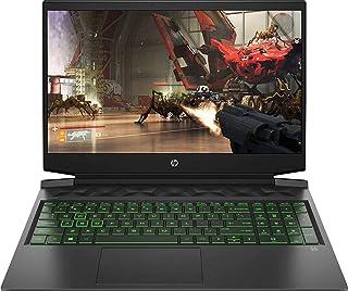 HP Pavilion 16.1インチ ゲーミングノートパソコン (1920x1080) FHD 144Hz Intel Core i5-10300H NVIDIA GeForce GTX 1660 Ti Max-Q デザイン 8GB RAM ...