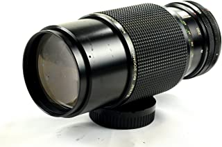 Vivitar 80-200mm F 4.5 MC Manual Focus Lens FD mount for Canon A-1 AE-1 T50 T70....
