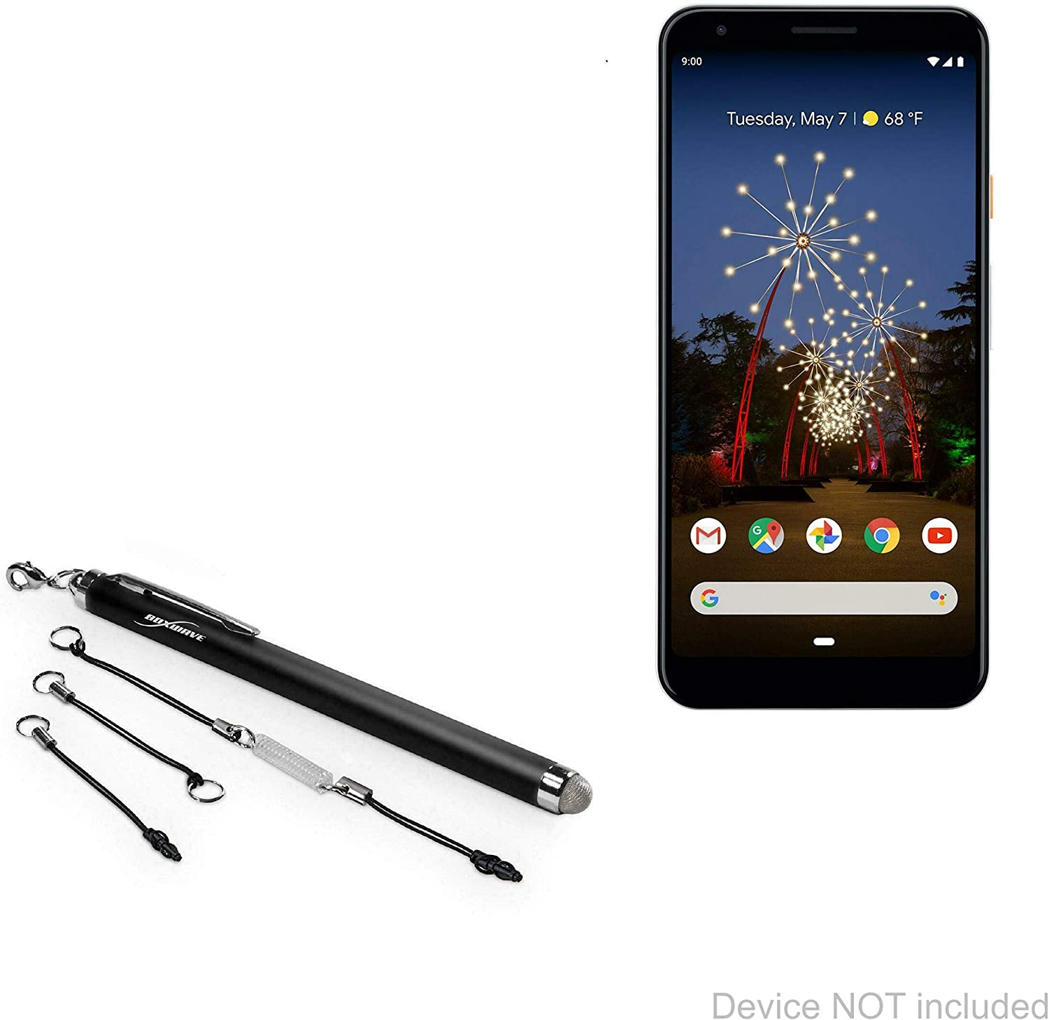Stylus Pen for Google Pixel 3a by Max Milwaukee Mall 67% OFF - Ever XL BoxWave