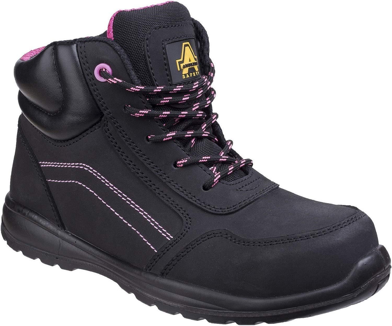 Damen Composite Safety Stiefel Stiefel mit Zip  Grundpreis