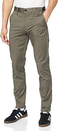 G-Star Raw Men's Bronson Slim Premium Micro Stretch Twill Chino Pant