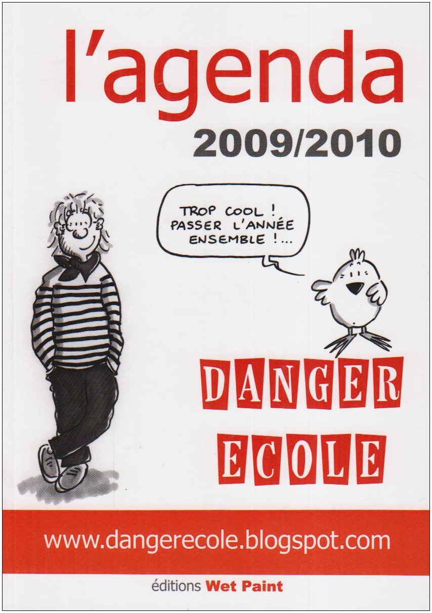 Download Danger Ecole L Agenda 