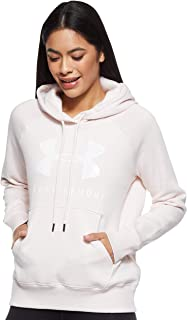 Under Armour Women's Rival Fleece Sportstyle Graphic Hoodie