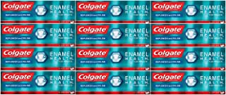 Colgate Enamel Health Replenish & Polish Toothpaste, Clean Mint, Travel Size 0.85 oz - Pack of 12