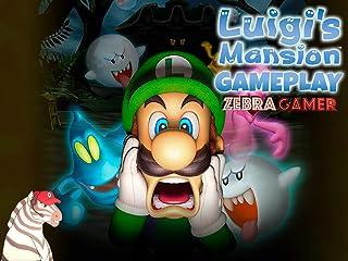 Clip: Luigi`s Mansion 3DS Gameplay - Zebra Gamer
