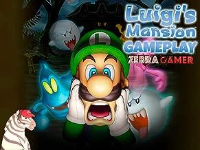 Clip: Luigi's Mansion 3DS Gameplay - Zebra Gamer