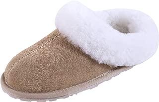 SLPR Women's Sheepskin Pinecrest Slippers